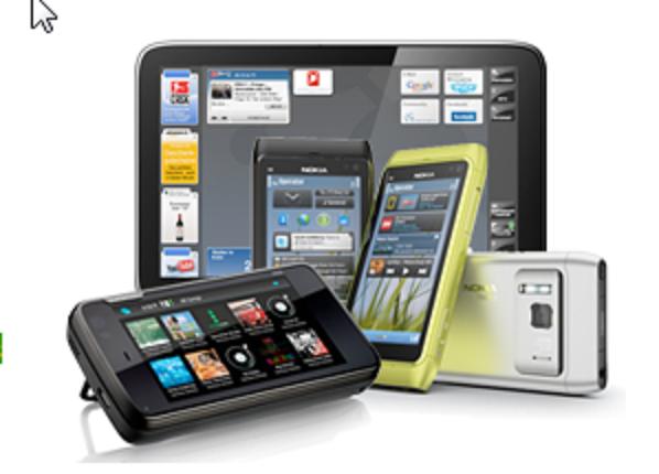 Nokia tablet on QtQuick