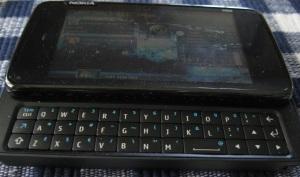 N900 Keyboard