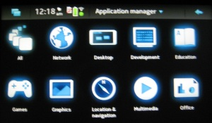 Maemo Application Manager