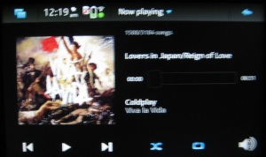 Maemo Music Player