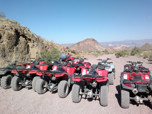 ATVs Ready