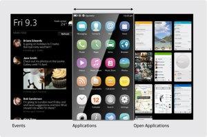 N9 Home Screens