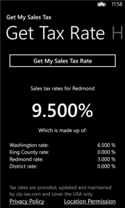 Get My Sales Tax