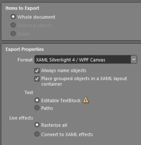 design-export